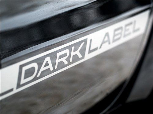Volkswagen Amarok Dark Label 2019 наклейка