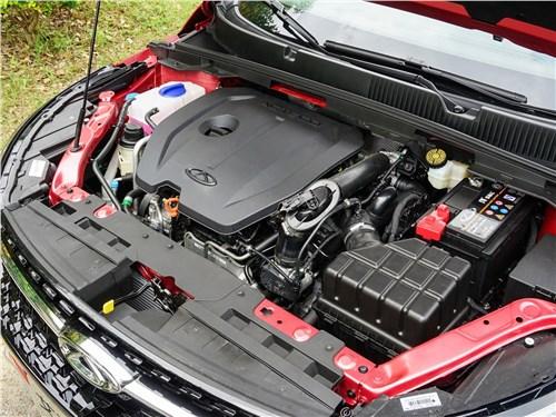 Предпросмотр chery arrizo gx 2019 двигатель