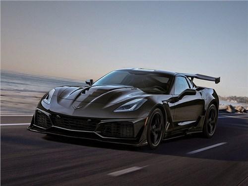 Chevrolet могла бы превратить Corvette в кроссовер