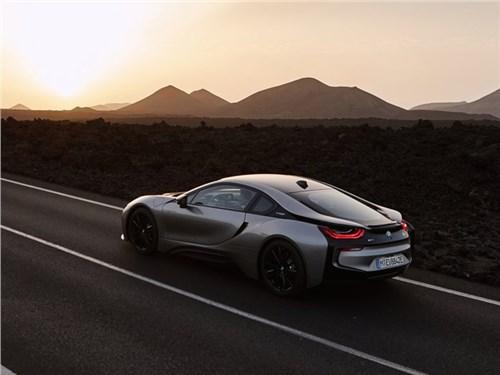 Новость про BMW - BMW откажется от моделей i3 и i8