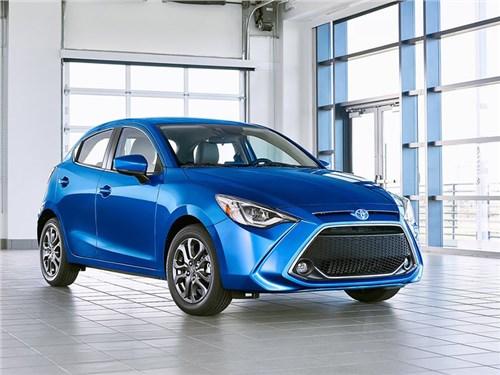 Новость про Toyota Yaris - Toyota Yaris Hatchback [US] 2020