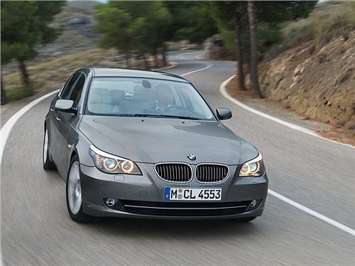 BMW отзывает в России 22 тысячи автомобилей