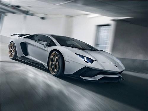 Novitec | Lamborghini Aventador вид спереди