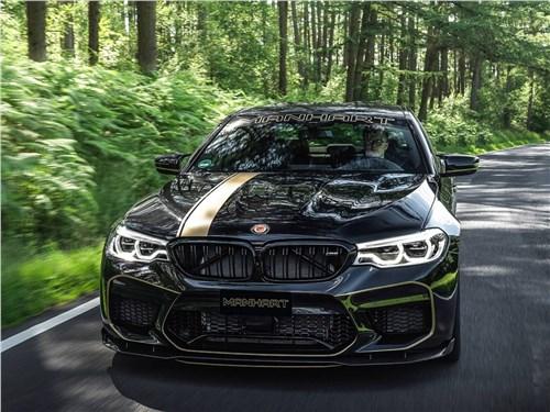 Manhart | BMW М5 вид спереди