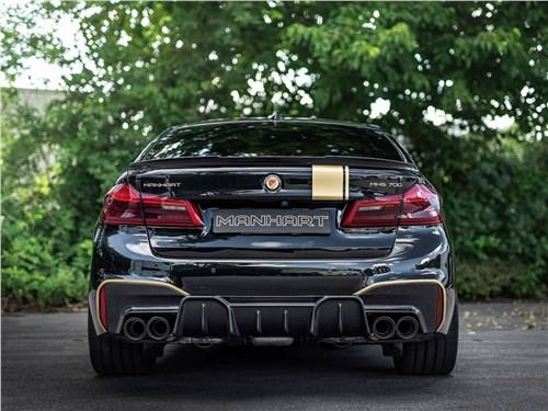 Manhart | BMW М5 вид сзади