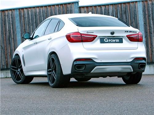 G-Power | BMW X6 M50d вид сзади