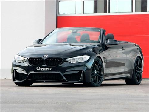 G-Power | BMW M4 Convertible вид спереди