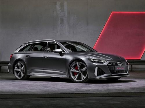 Представлен новый Audi RS6 Avant