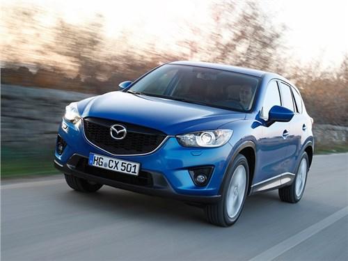 Mazda объявляет отзыв