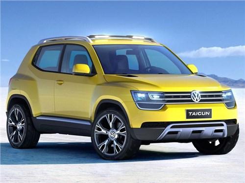 Новость про Volkswagen - Volkswagen Taigun