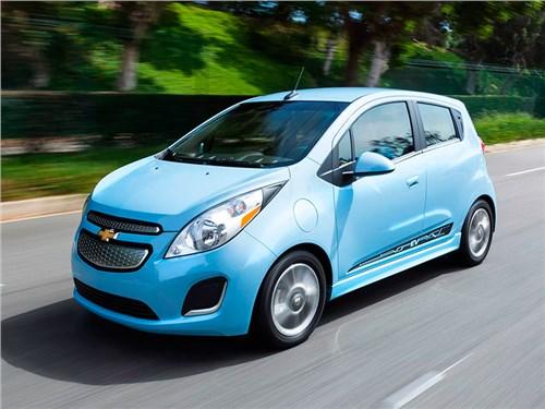 Новость про Chevrolet Spark - В России наладят выпуск малолитражек под новым брендом Atlas