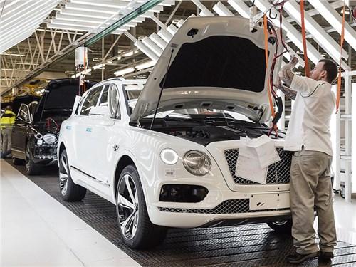 Новость про Bentley - Автомобильная индустрия меняется во славу экологии и маленькой девочки