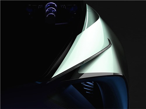 Новость про Lexus - Lexus анонсировал премьеру электрического хэтчбека