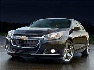 Рейсталинговая версия Chevrolet Malibu появится в продаже уже этой осенью