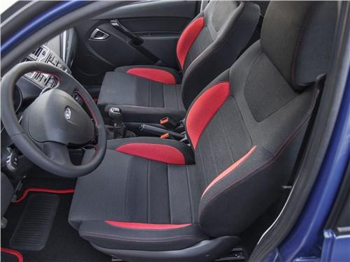Предпросмотр lada granta drive active 2019 передние кресла