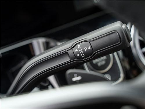 Mercedes-Benz B-Class 2019 переключатель АКПП