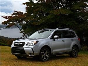 Новое поколение Subaru Forester теперь и в России
