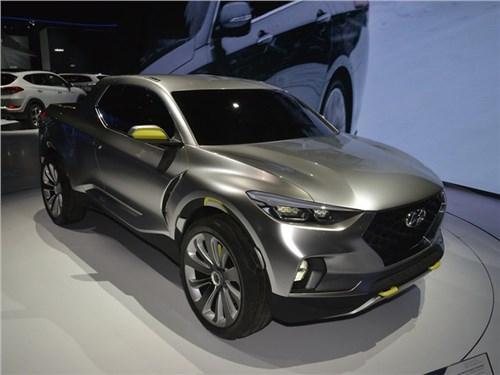 Новость про Hyundai - Hyundai Santa Cruz
