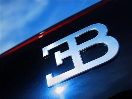 Bugatti встает на сторону тьмы