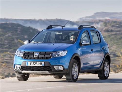 Новый Renault Sandero станет гибридом