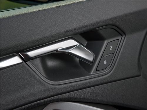 Audi Q3 2019 дверная ручка