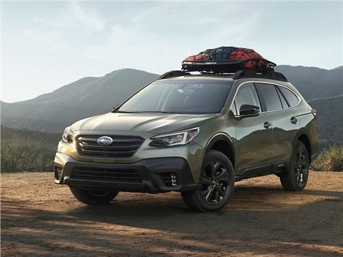 Обновленный Subaru Outback доедет до России
