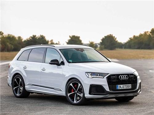 Новость про Audi Q7 - Audi Q7 2020