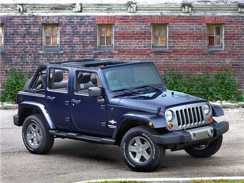 На автомобили Jeep теперь можно подписываться