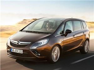 Opel Astra уступит производственную площадку Zafira Tourer
