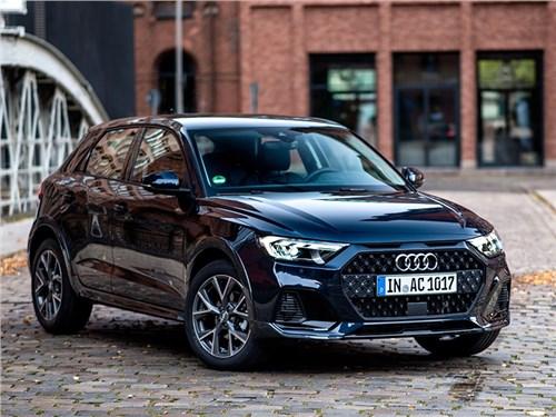 Новость про Audi A1 - Audi A1 Citycarver 2020