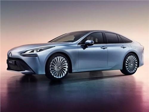 Новость про Toyota - Toyota Mirai 2021