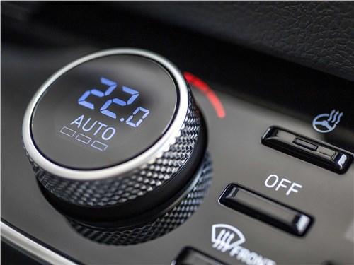 Hyundai Sonata 2020 климат-контроль