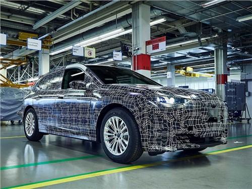 Новость про BMW - BMW iNext
