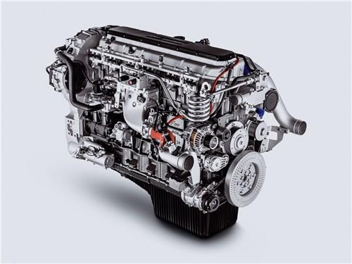 Двигатель Cursor 13 работает как на сжатом, так и на сжиженном природном газе
