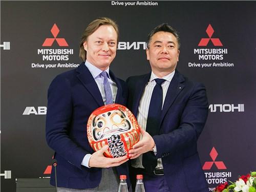 Новость про Mitsubishi - В Mitsubishi поделились планами на будущее