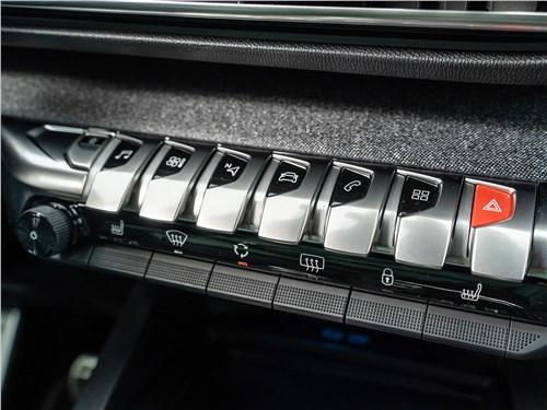 Предпросмотр peugeot 3008 2017 клавиши