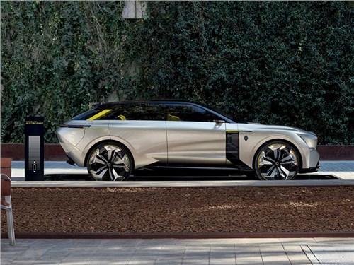 Новый электрокар Renault будет очень дальнобойным
