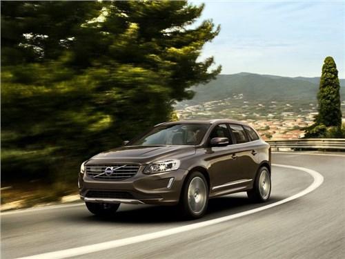 В сентябре Volvo потеряла более четверти российских продаж