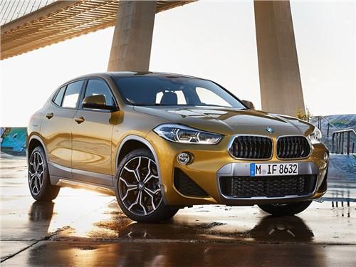 Новость про BMW X2 - BMW X2 2019