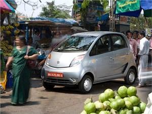 Самый дешевый в мире автомобиль обзавелся аудисистемой и бесключевым доступом