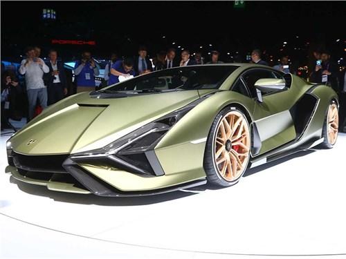 Новость про Lamborghini - Lamborghini