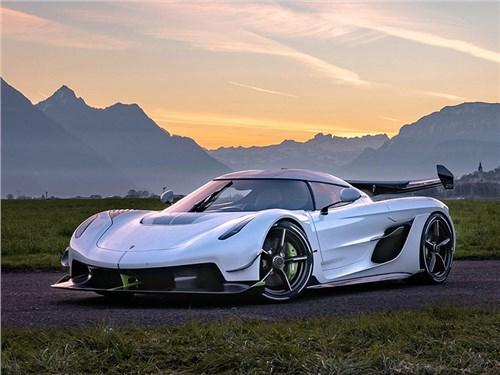 Koenigsegg анонсировала самый дорогой гиперкар