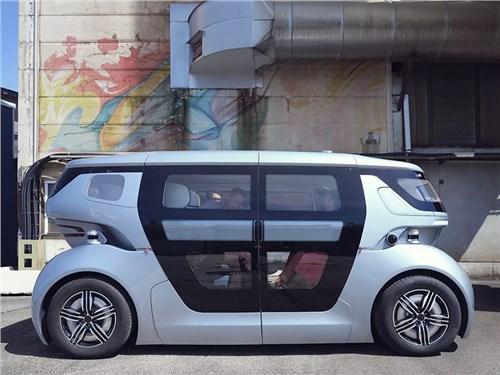 General Motors построит центр разработки машин будущего