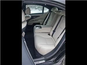 Предпросмотр lexus ls 600h f sport 2012 задний диван