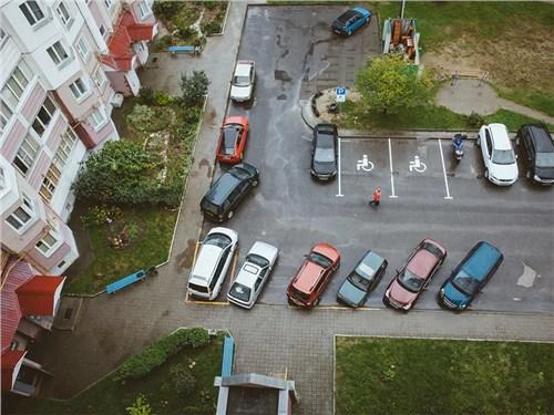 В Москве расширили зону парковки для резидентов