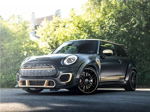 Новость про MINI - Manhart MINI JCW GP3 F350