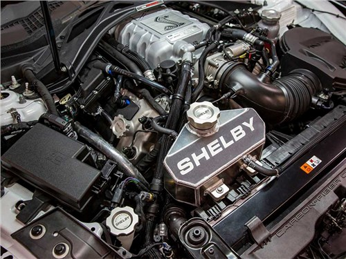 Ford почтил Кэрролла Шелби заряженным Мустангом