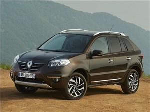 Кроссовер Renault Koleos прошел через рестайлинг