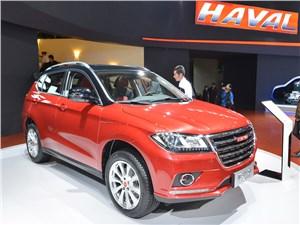 Кроссовер Haval H2 от Great Wall скоро поступит в продажу