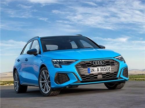 Новость про Audi A3 - Audi A3 Sportback 40 TFSI e